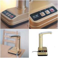 Beli Dispenser Galon Listrik Model Futuristik Tiga Tombol Gold Online Indonesia