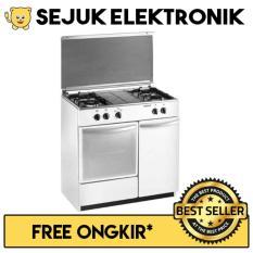 Domo DG-9405SW Kompor Freestanding Cooker [4 Tungku] (JADETABEK ONLY)