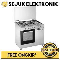 Domo DG-9507 Kompor Freestanding Cooker [5 Tungku] (JADETABEK ONLY)