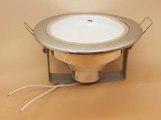 downlight stenliss 5w SIVICOM LED Panel Light cahaya PUTIH