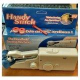 Spesifikasi Dsh Cosshop Handy Stitch Alat Jahit Tangan Atau Mesin Jahit Tangan Mini Portable Putih Lengkap Dengan Harga
