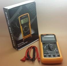 DT-9205A Merk AaRON Multitester Digital layar jumbo ( Fitur lengkap )