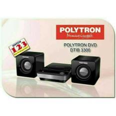 Dvd Mini Polytron Dtib 3300 - Dvd Portable - Dvd Player Polytron - B6cdda