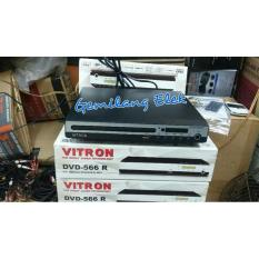 Dvd Player Mini Vitron Dvd-566 R - 663A76