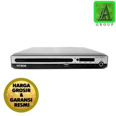 Dvd Player Vitron 566R/ Garansi 1 Th - Da69d6