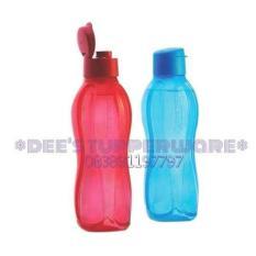Eco Bottle 1 L Tupperware Tutup Flip Top / Botol Minum (1 Pcs) - 7Acce5