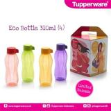 Review Toko Eco Bottle Mini 310Ml 4 Tupperware Satu Paket Isi 4 Bottle Online