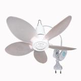 Harga Eelic Jm 520 Putih Kipas Angin Gantung Mini Fan Knock Down System New