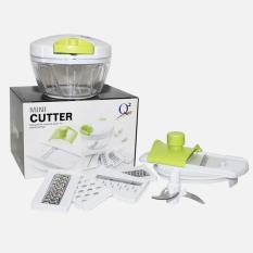 Jual Eelic Mic Q202 Mini Cutter Blender Pencacah Tanpa Listrik Swift Chopper Manual Blender Baby Food Full Set Lengkap