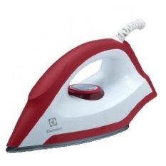 Electrolux Dry Iron EDI 1004 - Putih Merah