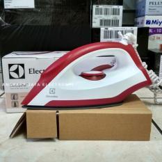 Electrolux Dry Iron Merah 300watt, EDI-1004