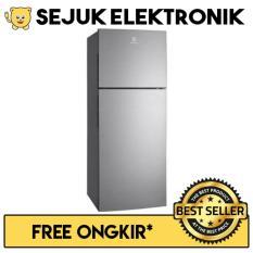 Electrolux ETB 2302 MG Lemari Es / Kulkas 2 Pintu 230 Liter Silver (JADETABEK ONLY)