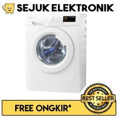 Electrolux EWF 12845 Mesin Cuci Front Loading 8 KG Putih (JADETABEK ONLY)
