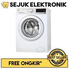 Electrolux EWF 14023 Mesin Cuci Front Loading 10 KG Putih (JADETABEK ONLY)
