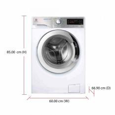 Electrolux EWF 12933 Mesin Cuci Front Loading inverter 9 Kg - 1200 Rpm - Khusus Jakarta