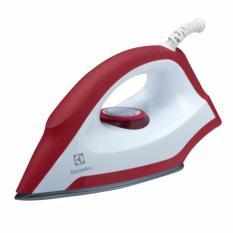 Electrolux - Seterika Dry Iron EDI 1004 - Merah