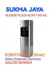 Mentimun Electrolux EQBXFOOBXSI Dispenser Galon Bawah Silver Source ELECTROLUX WATER DISPENSER GALON BAWAH .