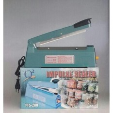 elmart Q2 impulse sealer PFS 200/ mesin press plastik 20cm/ plastik packing