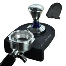 Espresso Tamper Mat Coffee Bahan Karet Anti Slip Type 1 Alat Kopi