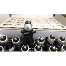 Reida Fitting Lampu Sensor Otomatis Cahaya Matahari Menyala Disaat Fitting Lampu Teras