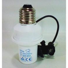 Fitting Lampu Otomatis Sensor Cahaya Siang Dan Malam - 77Bb7d