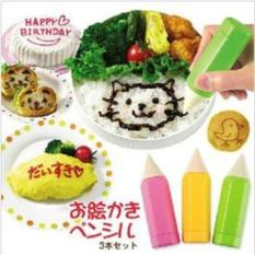 Jual Food Drawing Decorating Pen Tools Pensil U Dekorasi Makanan Kue Bento Awet Dan Terlaris Import