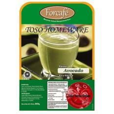 Forcafe Avocado 800 Gr Bubuk Flavour Ekstrak Alpukat Powder Drink - C6D37A