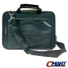 Fortem 12 inch Tas Laptop Selempang Slempang BLACK - FRT-SL-LPLX12-BK