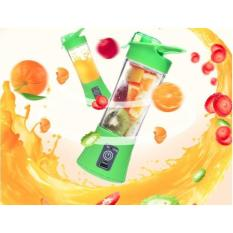 Fthree Shake n Go Portable with USB Rechargeable Battery Mini Blender Juice - Green