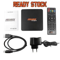 (Garansi Resmi ) Megabox Athena - Android Tv Box Ram 2Gb Rom 8Gb - Cade55