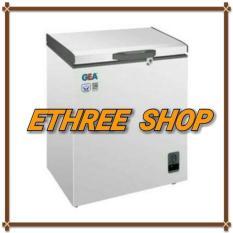 Gea Chest Freezer Ab-106 R/Lemari Pembeku/Murah/Garansi Resmi - 3339Ae
