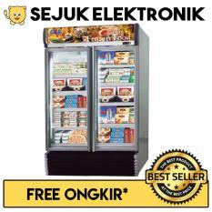 Beli Gea Expo 1000Al Cn Up Right Freezer 840 Liter Khusus Jadetabek Secara Angsuran