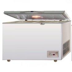 Gea - Freezer Box - AB 506 TX - Free ongkir Jakarta- Pengiriman Khusus JABODETABEK- Putih