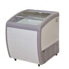 Gea - Freezer -SD 160BY - Free ongkir Jakarta- Pengiriman Khusus JABODETABEK- Putih