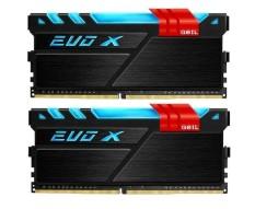 GEIL DDR4 EVO X RGB LED PC19200 Dual Channel 32GB (2x16GB) 16-16-16-36
