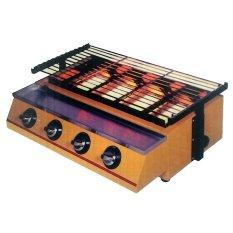 Beli Getra Et K222 Bbq Burner Smokeless Kuning Pake Kartu Kredit