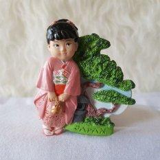Gloria Bellucci - Magnet Kulkas Bonsai Japan