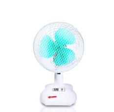 Diskon Gmc Desk Fan 701 Kipas Angin Meja 7 Inch Putih Branded