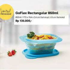 Go Flex Rectangular Tupperware - Dc3aad