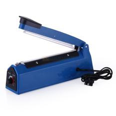 Gogo Grosir Enter Impulse sealer Alat Press Plastik 20 CM EN-200A ( PVC ) - Biru