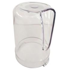 Gogo Grosir Philips Blender Dry Mill Bowl W/O Assy Plastik For HR 2115 / HR 2116 Original