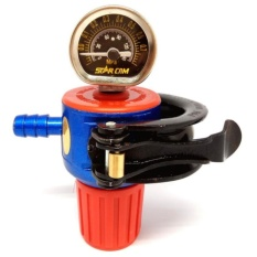 Gogo Grosir Star Cam Regulator High Pressure dengan Meter SC-TT202M