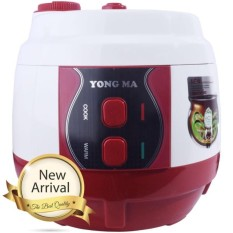 Gogo Grosir Yongma Magic Com,Rice Cooker,Magic Jar, Penanak Nasi 2 Liter Innerpot Black Hole – YMC210