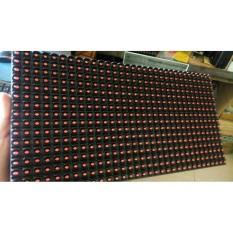 Grosir Led P10 Merah Full Outdoor Running Text - 57C66A