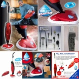 Jual H2O Ultra Steam Mop With 11 In 1 Handheld Cleaner Pembersih Serbaguna Termurah
