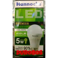 Hannochs Led 5W / Hannoch 5Watt /Lampu 5 Watt / Bohlam - 9B6A75
