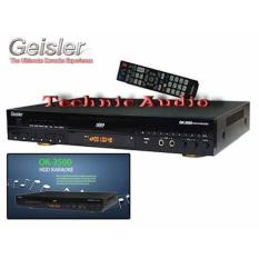 Hardisk Player Karaoke Geisler Ok-3500 40 Ribu Lagu Original - B3D377