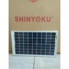 Harga Promo Solar Panel / Panel Surya / Solar Cell Shinyoku 10Wp Poly - Acbbda