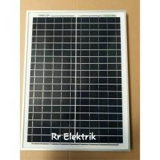 Harga Promo Solar Panel / Panels Surya / Solar Cell Sunlite 20Wp Poly - 966Bea