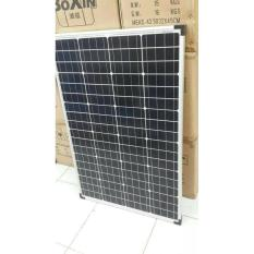 Harga Promo Solar Panel / Solar Cell / Panel Surya Dekade 100Wp Mono - Cb39bb